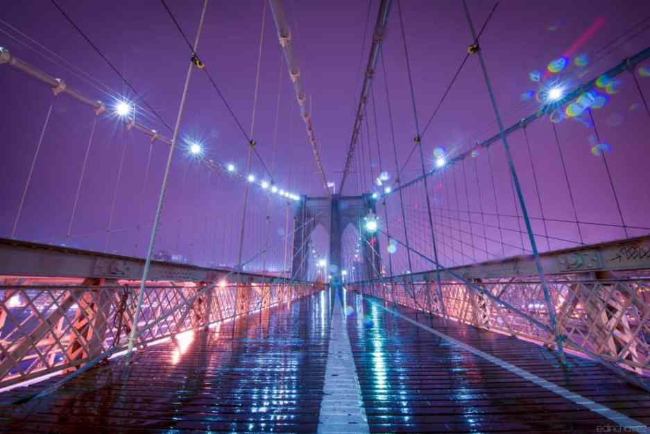 Brooklyn Bridge NYC - image  on http://blog.edinchavez.com
