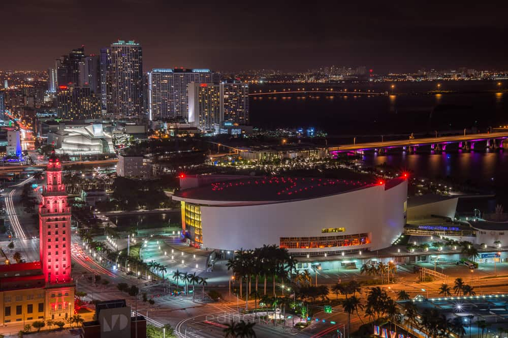 American Airlines Arena Miami Florida - image  on https://blog.edinchavez.com