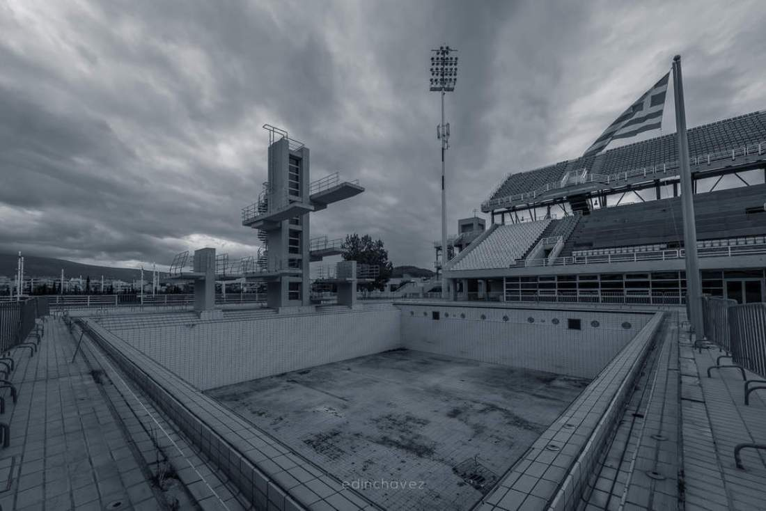 Abandoned Athens 2004 Summer Olympics-15