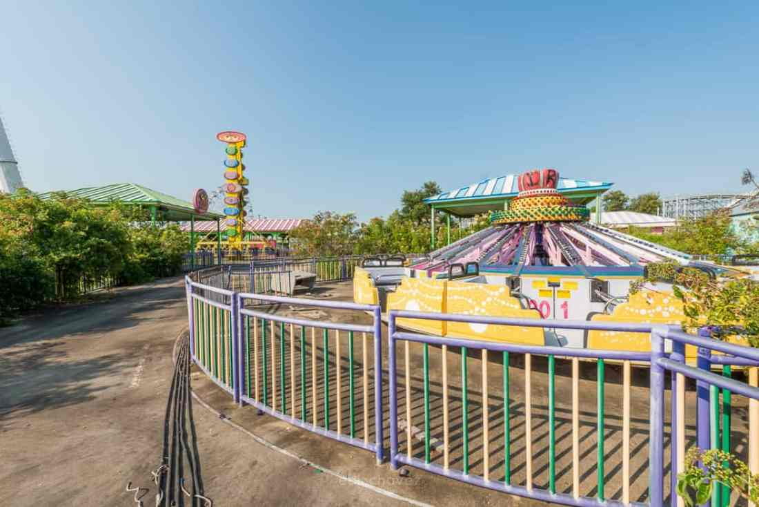 Abandoned Six Flags New Orleans-104