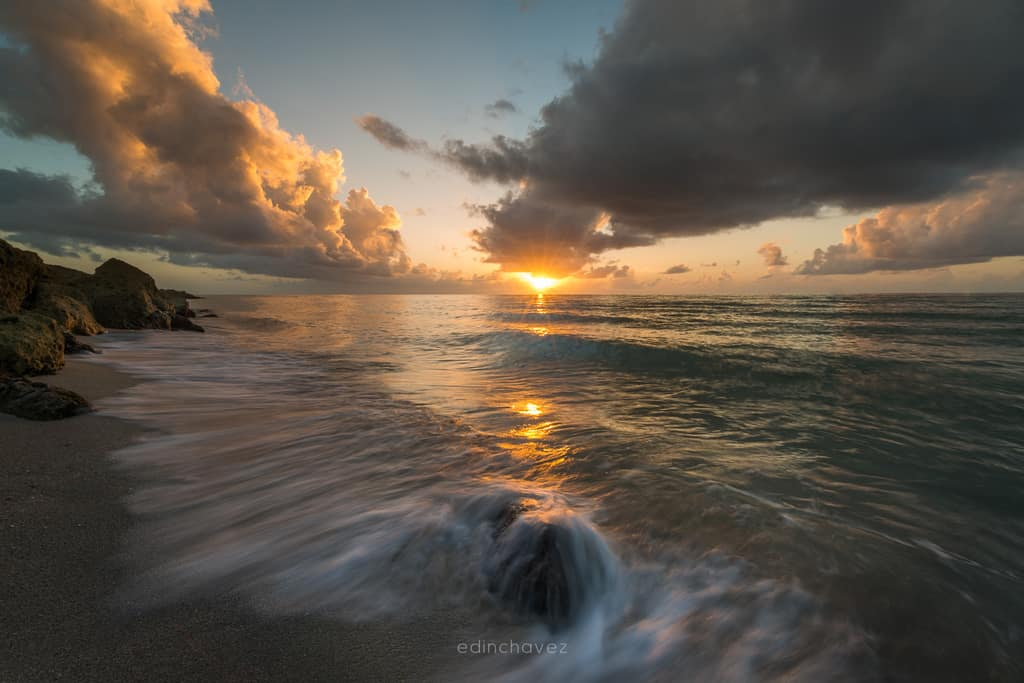 Miami Beach Sunrise Photography Workshop - image  on https://blog.edinchavez.com