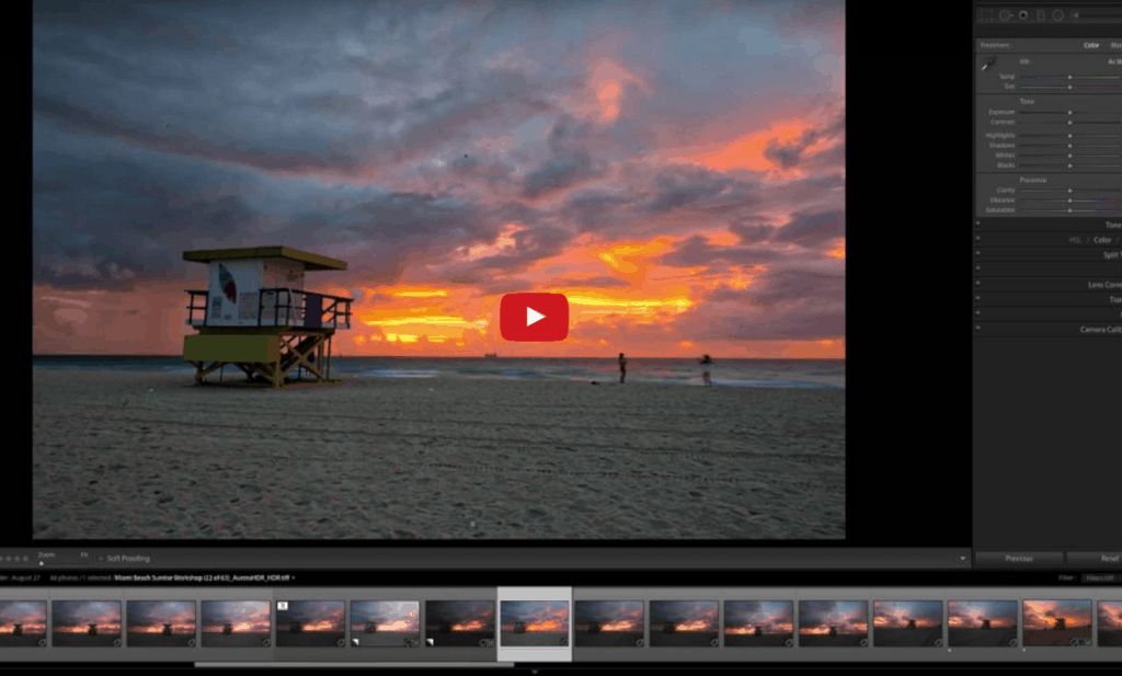 How to create an amazing HDR with one exposure in Lightroom - image  on https://blog.edinchavez.com