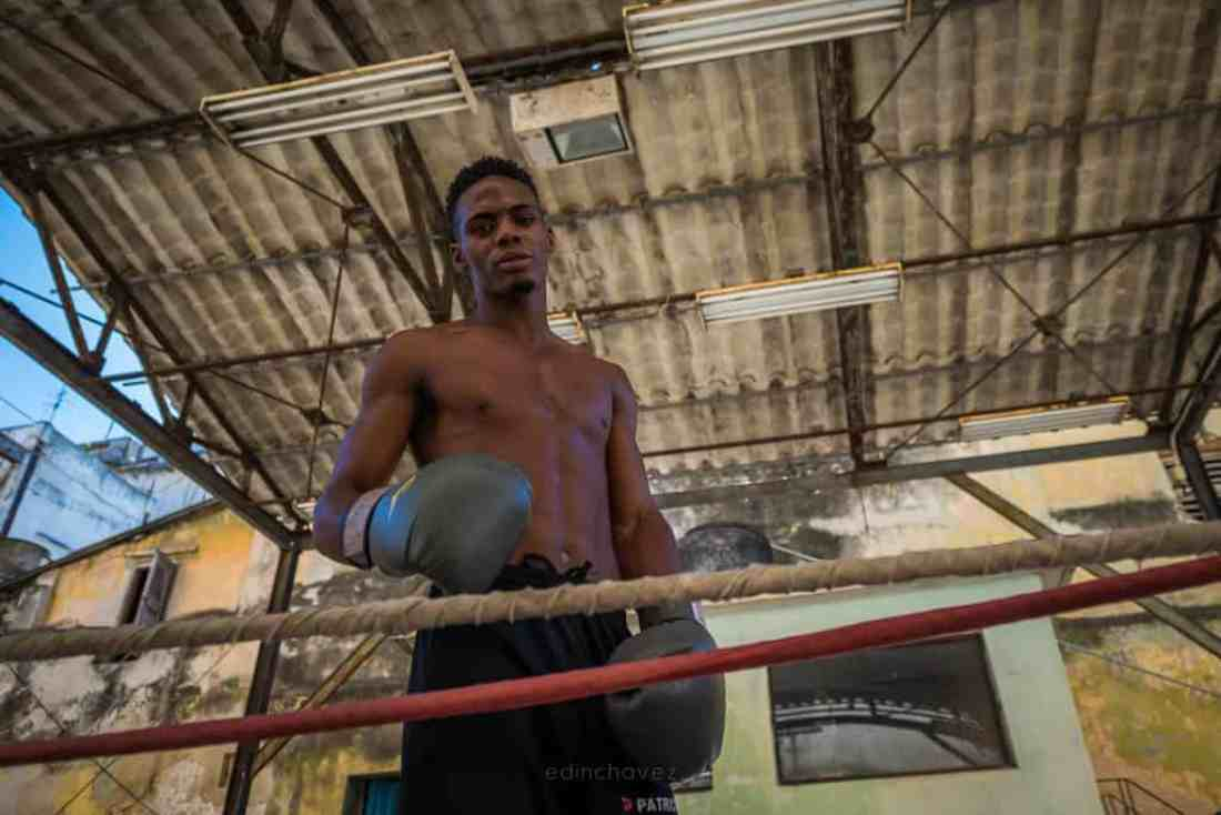 Havana Boxing Gym Top 10 places to photograph in Cuba