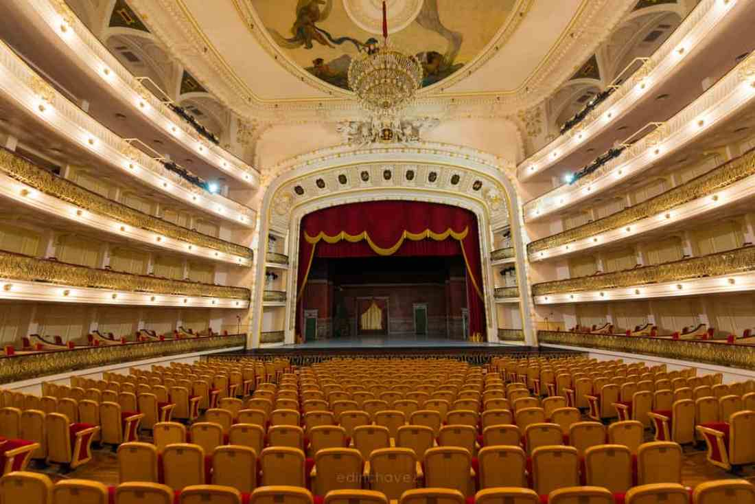 Gran Teatro de la Havana - image  on https://blog.edinchavez.com