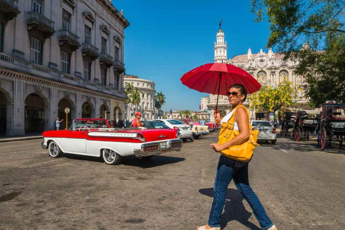 Parque central havana Top 10 places to photograph in Cuba