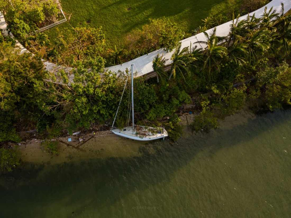 Miami Boats After Hurricane Irma - image  on https://blog.edinchavez.com