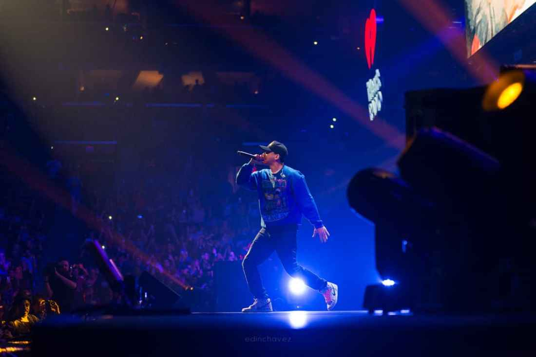 Logic jingle ball