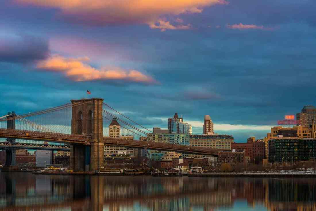 Best Photography Spots in New York city The Brooklyn Skyline