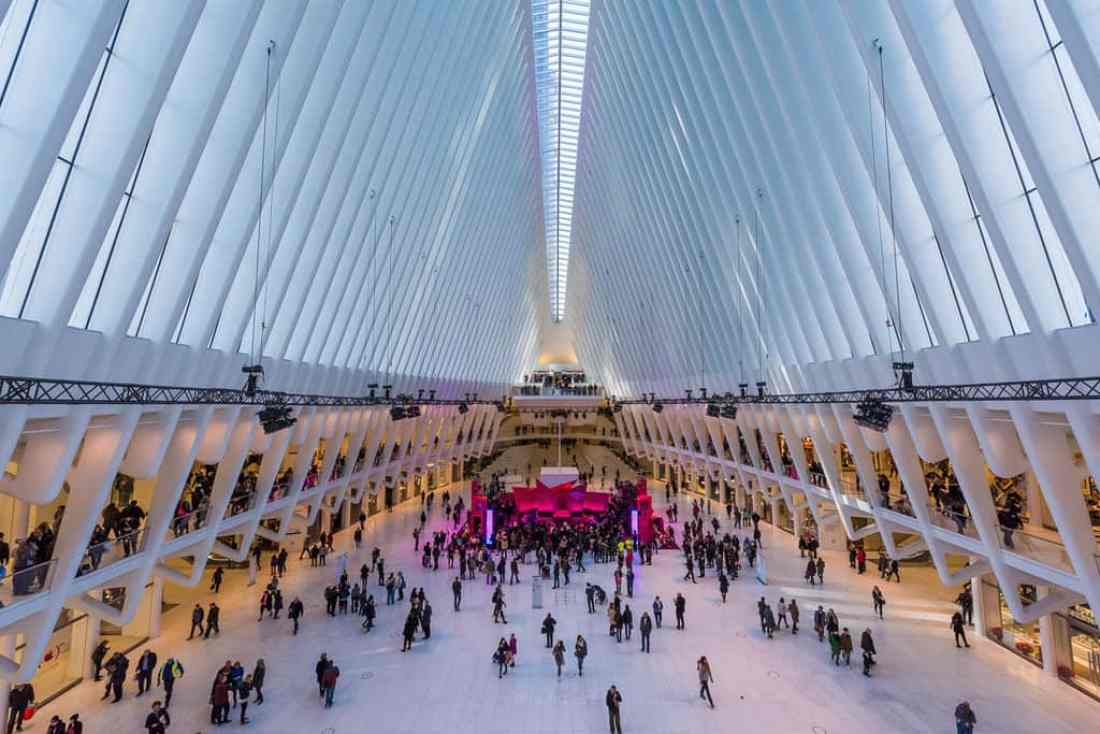 Best Photography Spots in New York City World Trade Center