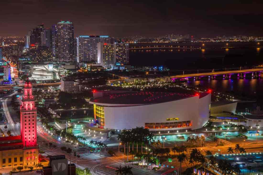 Miami Photography Guide Downtown Miami