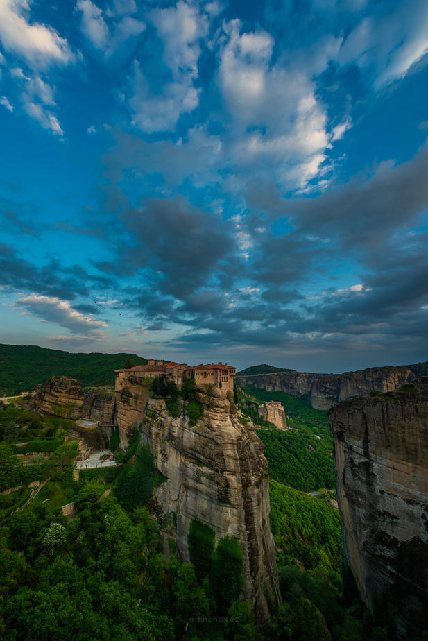 Meteora monasteries best photos