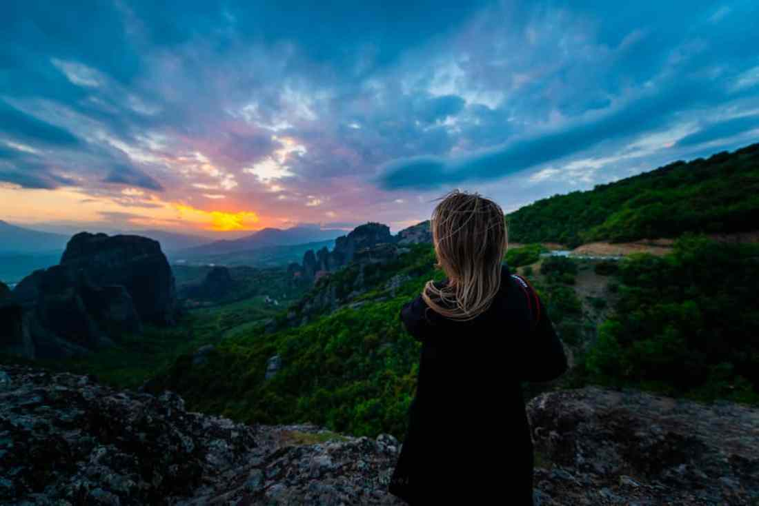 Best places to photograph in Meteora Greece