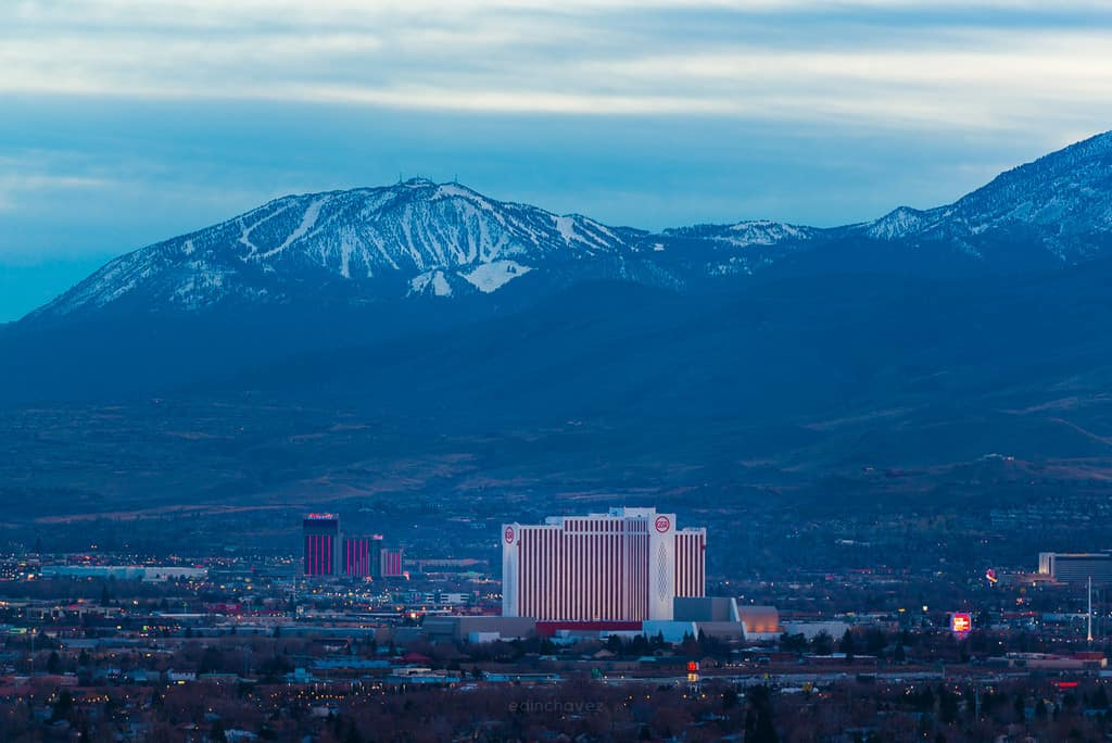 best places to photograph reno nevada gran sierra resort