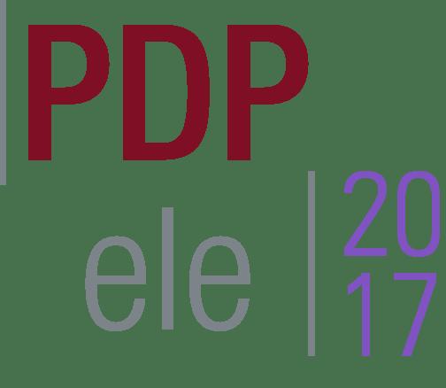 Logo PDP 2017