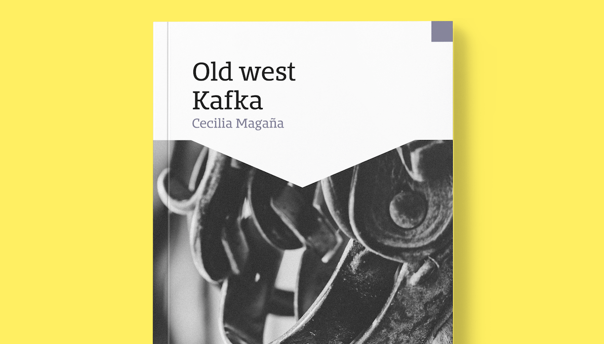 Adelanto editorial: «Old west Kafka»