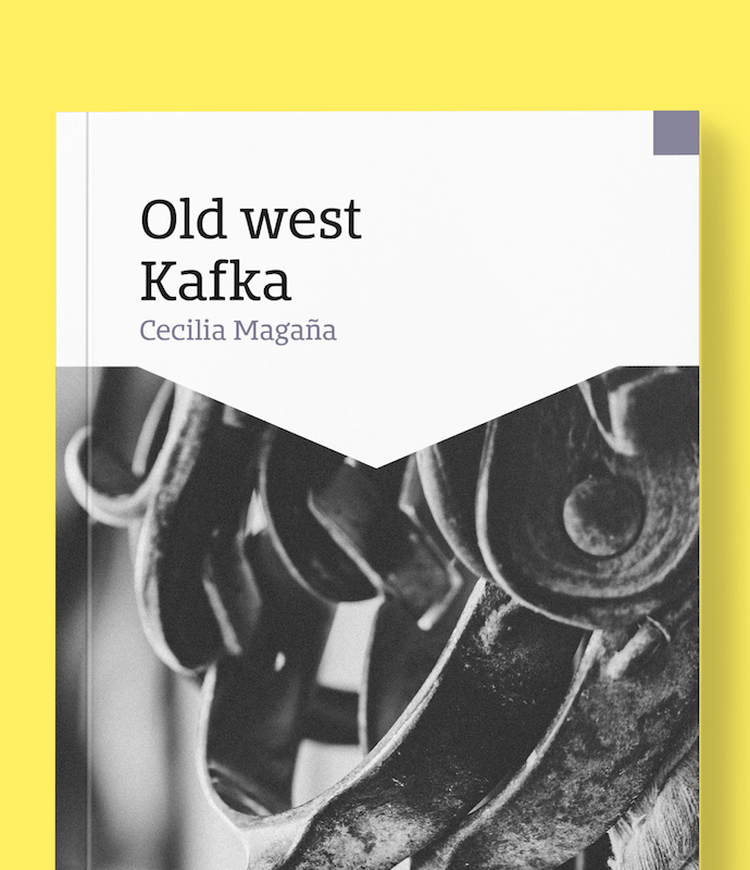 "Adelanto editorial: ""Old west Kafka"""