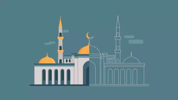 عمارة المسجد