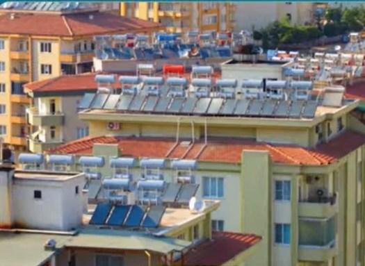 مجمعات الطاقة الشمسية