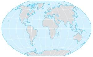Winkey Tripel Map Projection