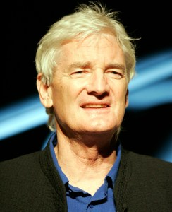 James Dyson, who traces his success to a string of failures.Photograph by Eva Rinaldi, courtesy Wikimedia