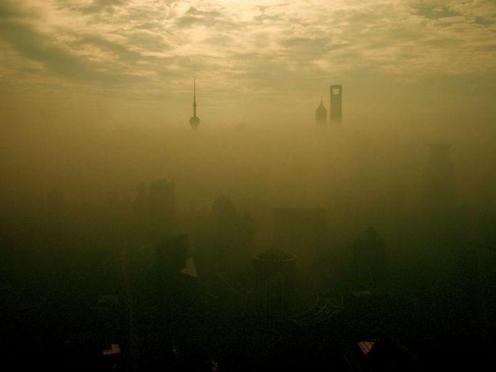 shanghai-smog