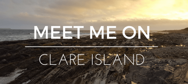 Student travel: will you meet me on Clare Island?
