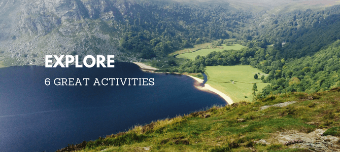 6 activities for students to do this weekend in Ireland