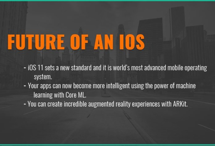 Future of iOS