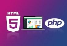 Web Form Using HTML 5