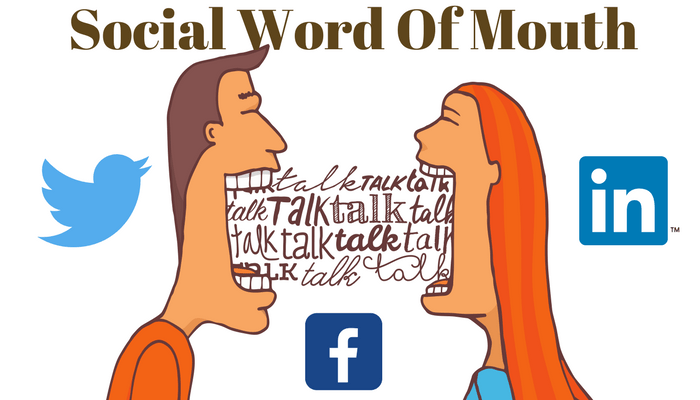 Image result for word of mouth