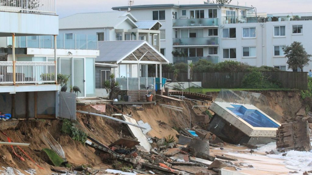 properties affected by climate
