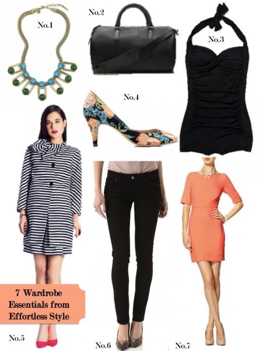 7 wardrobe essentials