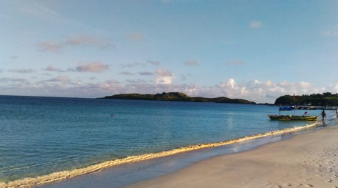 calaguas island camarines sur bicol beach island travel lifestyle mommy blogger www.artofbeingamom.com 18