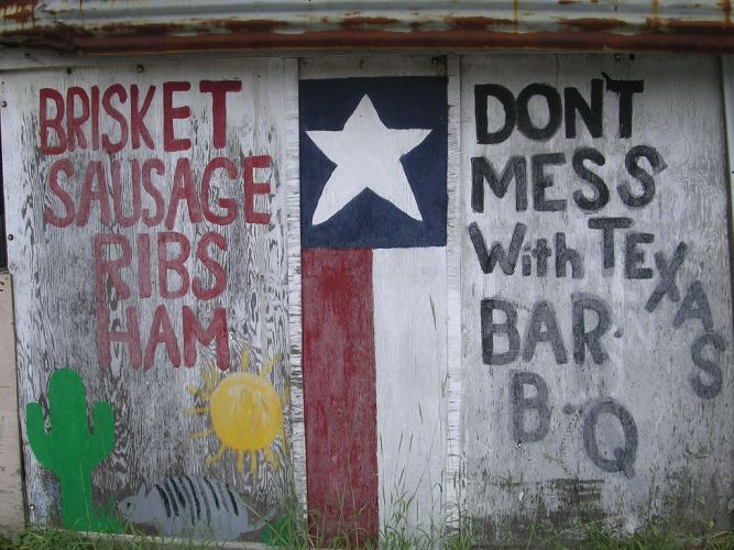 The Smoke House: Texas' Top Barbecue Joints and Restaurants