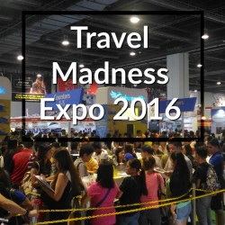 eGetinnz Goes to Travel Madness Expo 2016