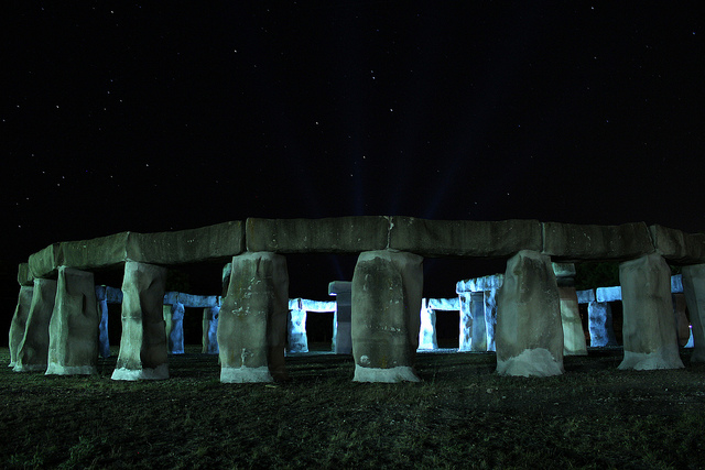 Stonehenge II Flickr Andrew Nourse