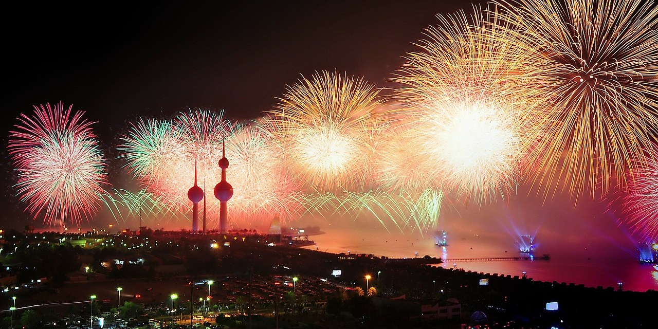 Best Fireworks Shows to Watch for on New Year's Eve