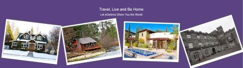 Travel Live and Be Home banner