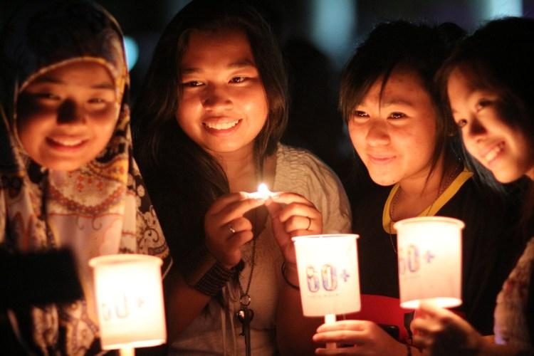 Earth Hour Around the World