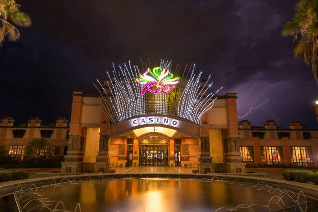 Photo credit: Rio Casino Resort Facebook page