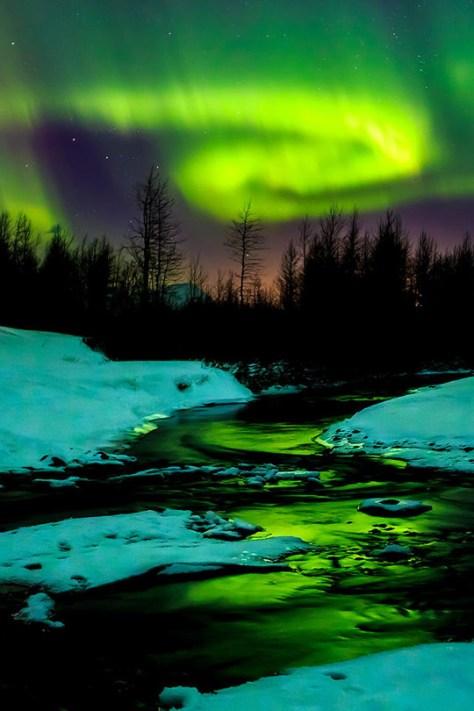 Aurora River, Alaska