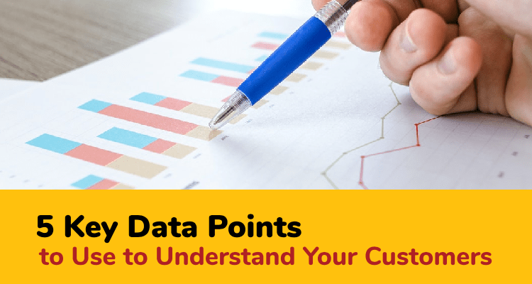 data to market to restaurant customers
