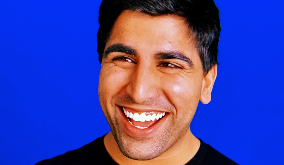Nik Sharma headshot