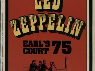 Led Zeppelin Earls Court 1975