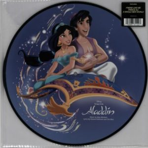 Walt Disney 2014 Limited Edition Picture Discs