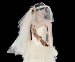 Madonna's Wedding Dress