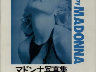 Madonna Sex Book from Japan