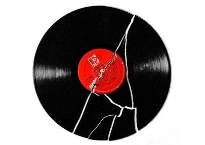 Broken-record