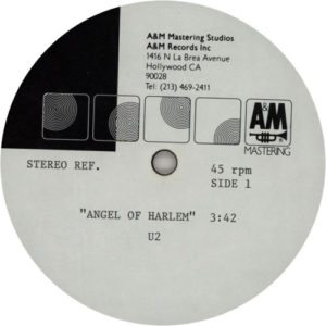 U2+Angel+Of+Harlem+594512