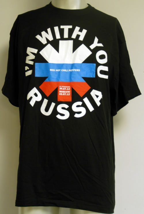 Red+Hot+Chili+Peppers+Im+With+You+Russia+-+XXL+613233